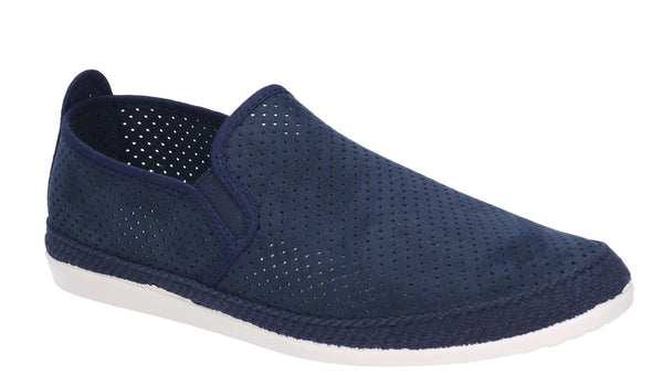 Flossy Vendarval Slip On Shoe Navy