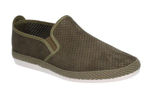 Flossy Vendarval Slip On Shoe Khaki