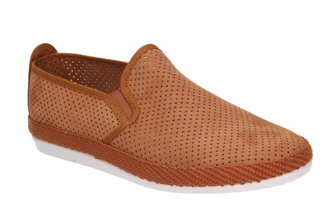 Flossy Vendarval Slip On Shoe Tan