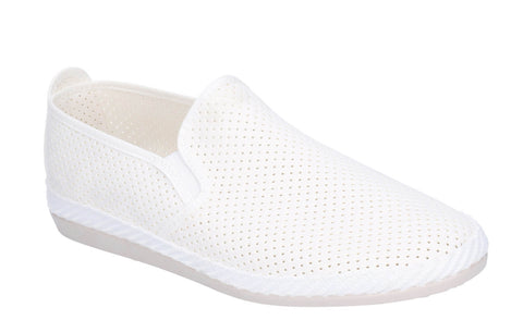 Flossy Vendarval Slip On Shoe White