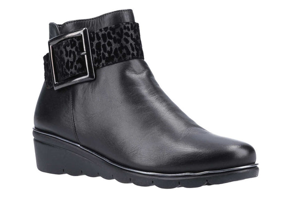 The Flexx Boombuckle Womens Ankle Boot