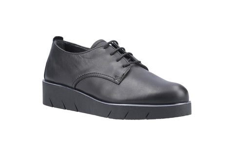 The Flexx Brent Cashmere Womens Lace Up Shoe