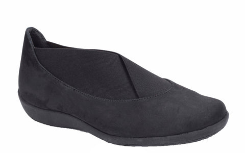 The Flexx Camp Out Womens Slip On Casual Shoe
