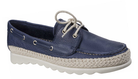 The Flexx Chamberlane Womens Lace Up Boat Shoe