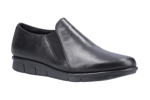 The Flexx D1527 23 Womens Leather Slip On Shoe