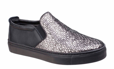The Flexx Full Time Womens Slip On Casual Shoe