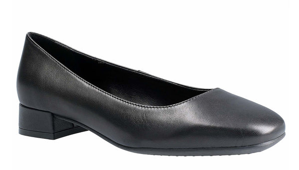 The Flexx Longly Slip On Shoe Black