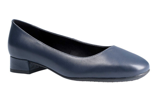 The Flexx Longly Slip On Shoe Blue
