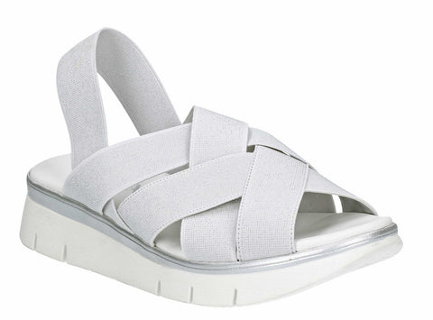 The Flexx Lorybeth Womens Slip On Slingback Summer Sandal