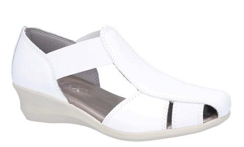 The Flexx Mr T Womens Slip On Casual Shoe