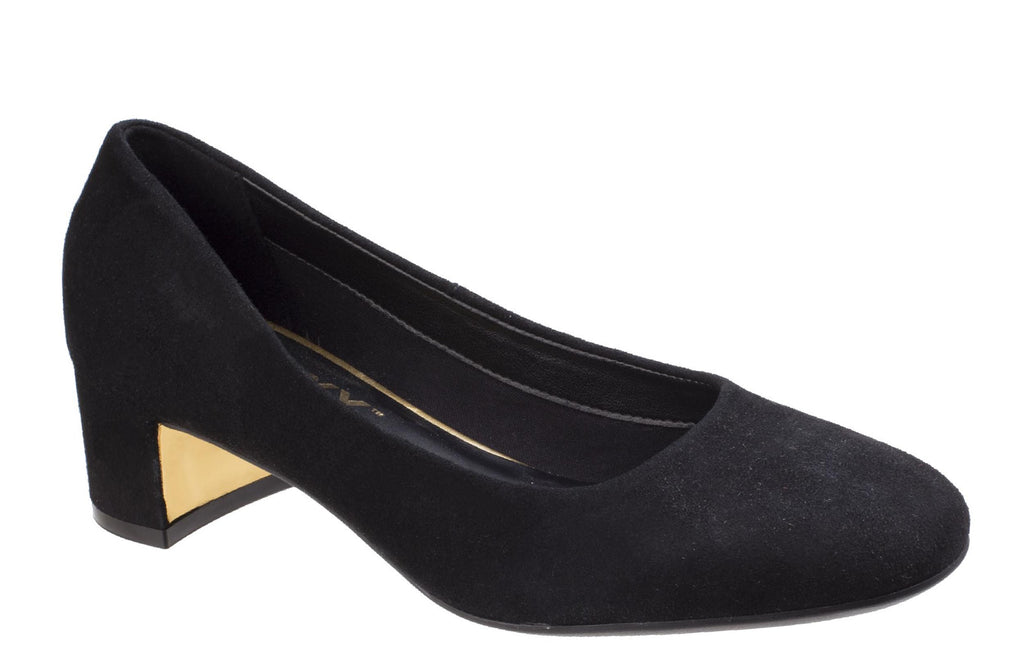4f78290dab9 The Flexx Pump Up II Womens Plain Fronted Suede Dress Court Shoe