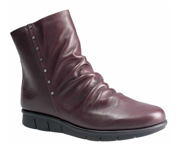 The Flexx Villeneve Womens Leather Ankle Boot