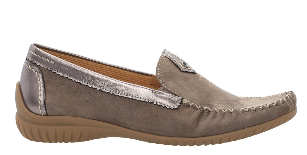 50d93c276e4 Gabor California Womens Wide Fit Slip On Moccasin Loafer 86.090 31 Fumo S.  prev