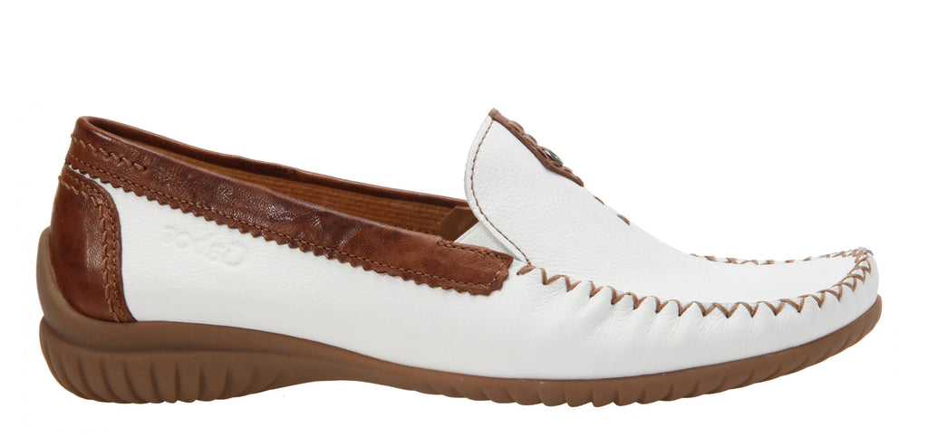 b26a2dd357b Gabor California Womens Wide Fit Slip On Moccasin Loafer 86.090 – Robin Elt  Shoes