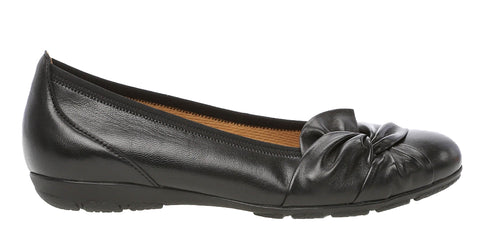 Gabor Claredon Womens Leather Slip On Ballerina Pump 34.167