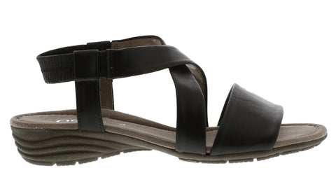 Gabor Ensign Womens Leather Slip On Slingback Casual Sandal 24.550