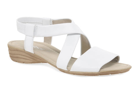 Gabor Ensign Womens Leather Slingback Sandal 44.550