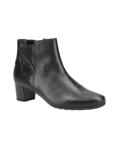 Gabor Kingsley Womens Wide Ankle Boot 52.822