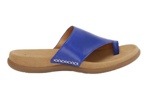 Gabor Lanzarote Womens Toe Post Sandal 43.700