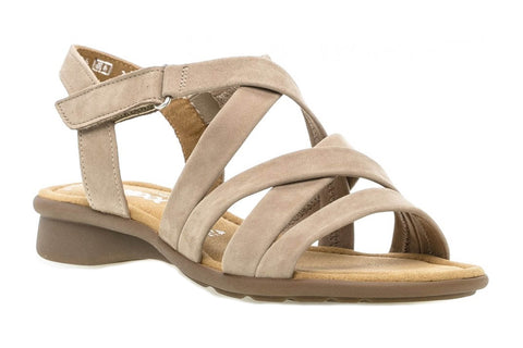 Gabor Moben Womens Wide Fit Sandal 66.066