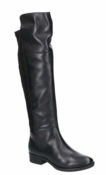 Geox Felicity Boot Black Leather