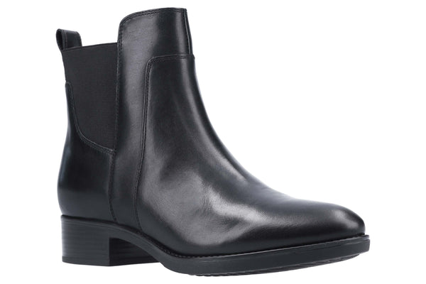 Geox D Felicity G Womens Dress Ankle Boot