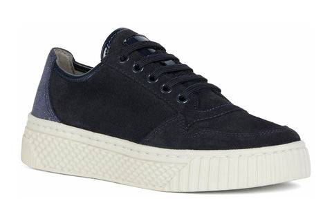 Geox D Licena A Womens Casual Trainer