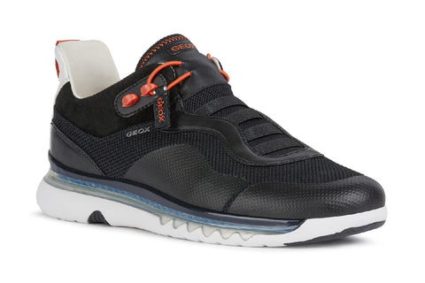 Geox U Levita A Mens Lace Up Trainer
