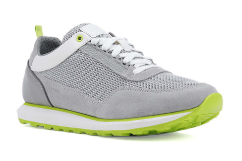 Geox U Volto B Mens Lace Up Trainer