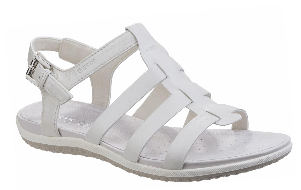 Leather Geox Vega Sandal Summer Womens nkw8OP0