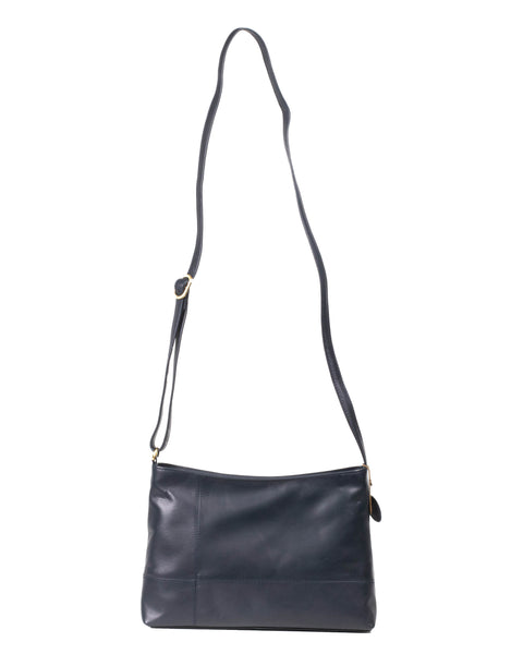 Gigi 15164 Othello Leather Crossbody Bag