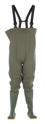 Dikamar Administrator Chest Wader Green