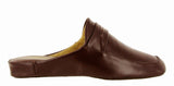 Cincasa Aramis Mens Leather Mule Slipper