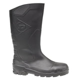 Dunlop Devon H142011 Mens Safety Wellington Black