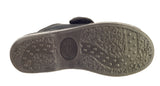 GBS Lewisham Womens Wide Fit Touch Fastening Full Slipper