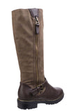 Divaz Manson Womens Long Leg Casual Boot