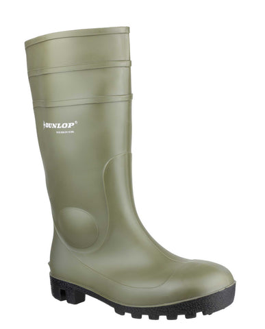 Dunlop Protomastor Womens Full Safety Wellington Boot
