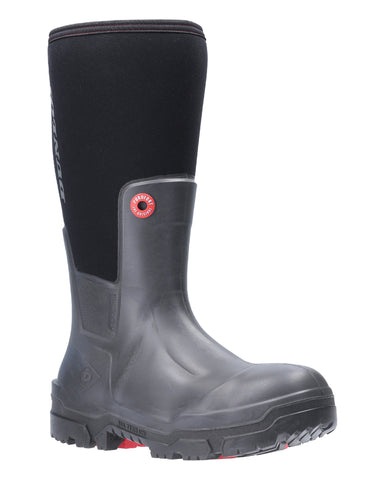 Dunlop Snugboot Pioneer Mens Safety Wellington Boot