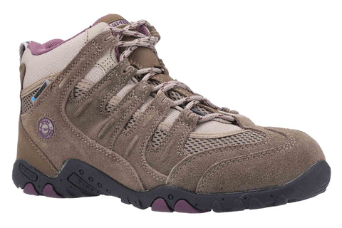 Hi-Tec Quadra Classic Womens Waterproof Hiking Boot