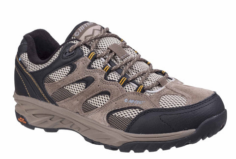 Hi-Tec Wild-Fire Low I Waterproof Walking Shoes Taupe/Dune/Core Gold