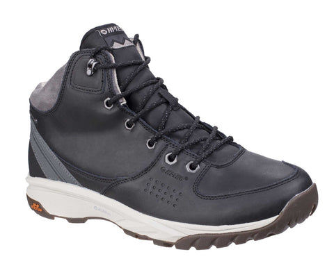 Hi-Tec Wild Life Lux Waterproof Boot Black