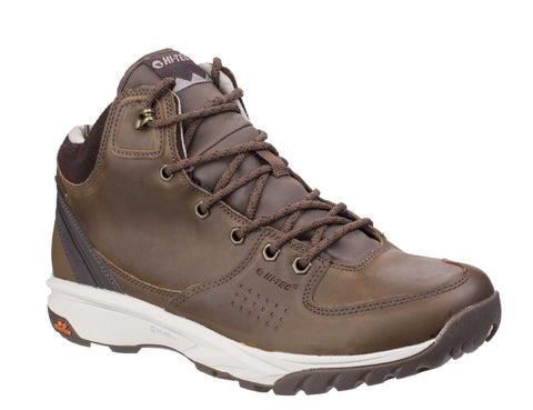 Hi-Tec Wild Life Lux Waterproof Boot Brown