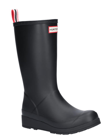 Hunter Original Play Tall Wellington Boot Black
