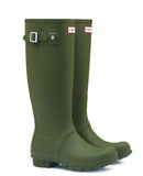 Hunter Original Tall Womens Wellington Boot Dk Olive