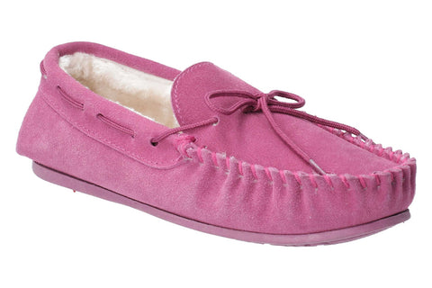 Hush Puppies Allie Slip On Slipper Rose
