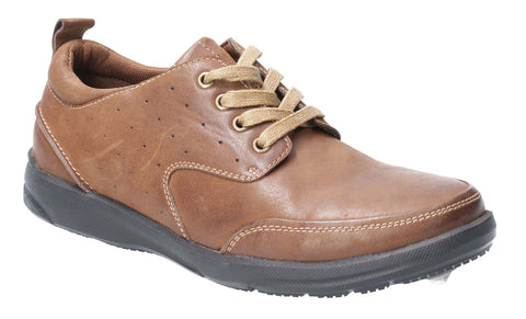 Hush Puppies Apollo Lace Up Shoe Brown