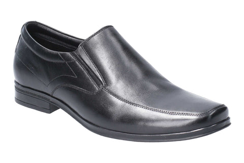 Hush Puppies Billy Slip On Shoe Black