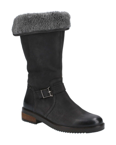 Hush Puppies Bonnie Womens Mid Boot