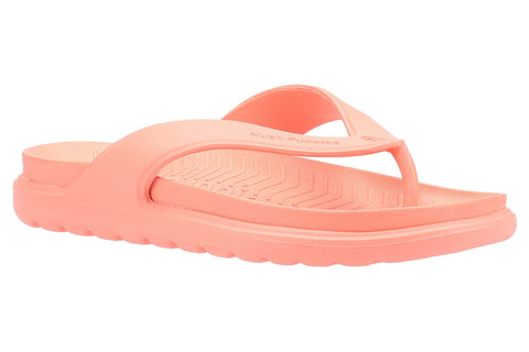 Hush Puppies Bouncer Womens Toe Post Sandals