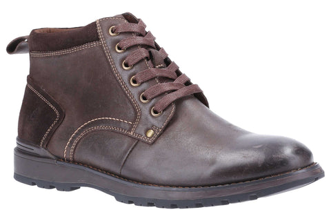 Hush Puppies Dean Mens Ankle Boot